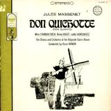 Massenet. Jules - Don Quichotte EP