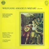 Mozart. Wolfgang Amadeus - Don Giovanni Record