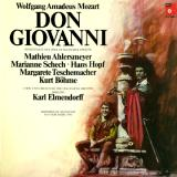 Mozart. Wolfgang Amadeus - Don Giovanni LP