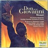 Mozart. Wolfgang Amadeus - Don Giovanni CD