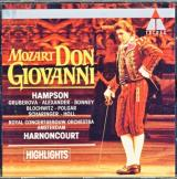 Mozart. Wolfgang Amadeus - Don Giovanni Single