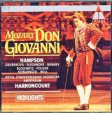 Don Giovanni - Mozart. Wolfgang Amadeus